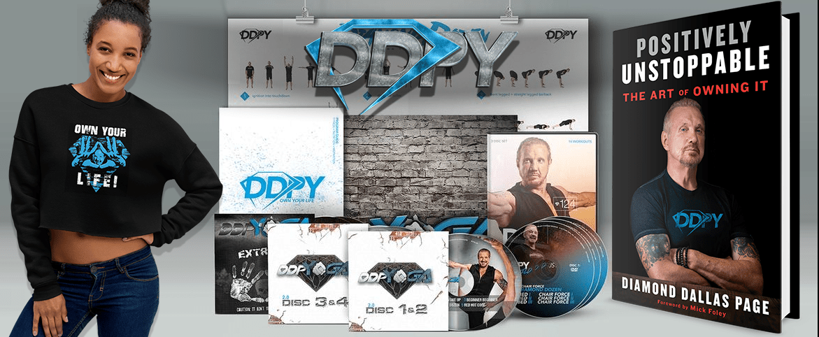 image about Ddp Yoga Schedule Printable identified as Diamond Dallas Web site